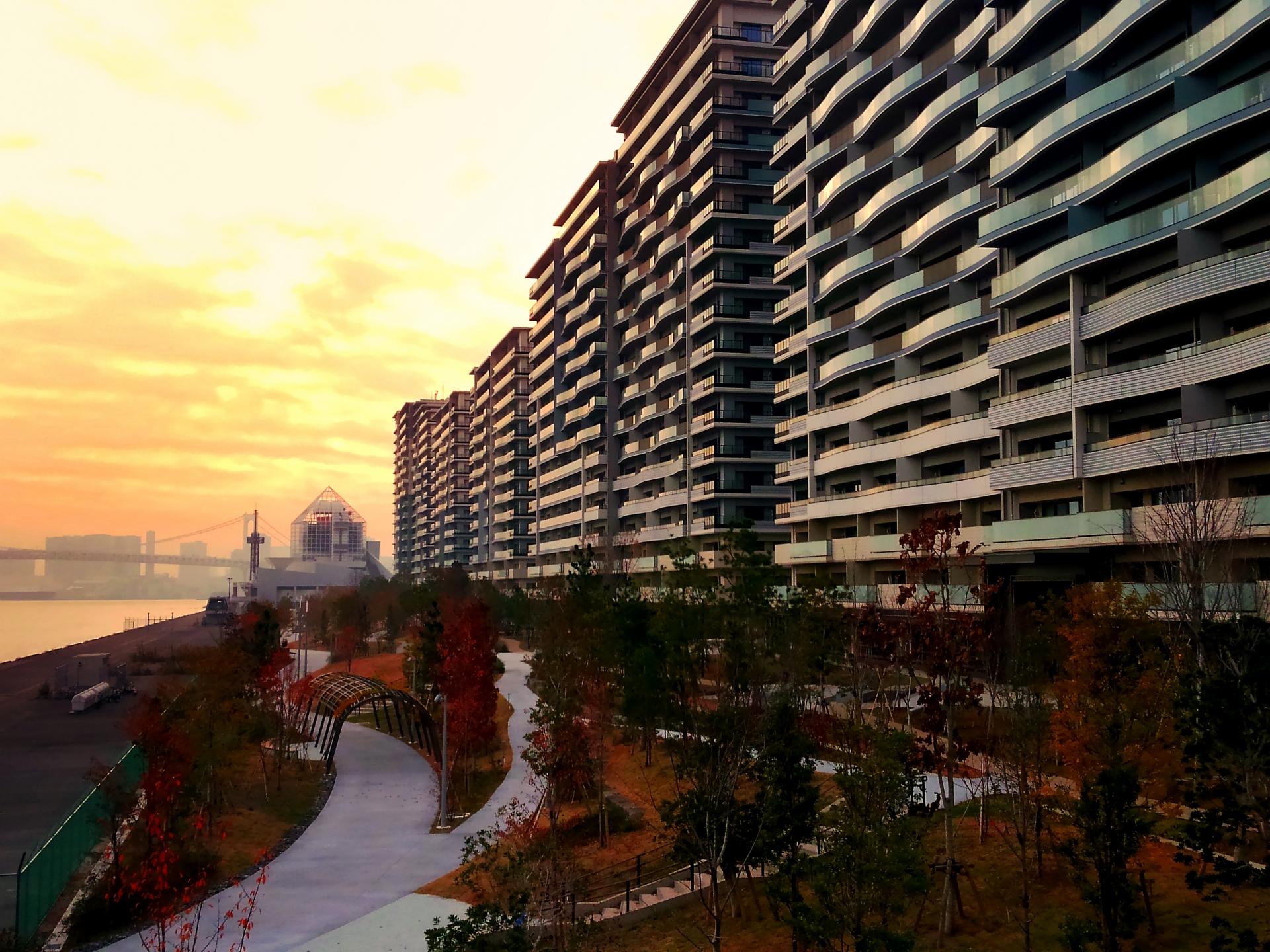 首都圏新築マンションの根強い需要と晴海フラッグの人気